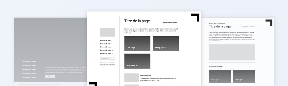 Conception UX avec Wireframe